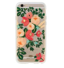 Clear Peach Blossom Case iphone 6