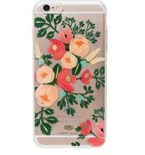 Clear Peach Blossom Case iphone 6 Plus