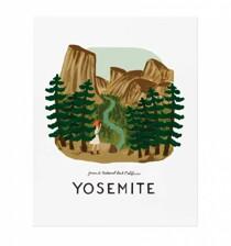 Yosemite Print 40x50