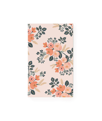 Botanical Rose Pocket Notepad